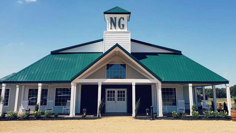Nearest Green Distillery