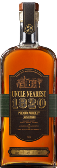 Uncle Nearest Single Barrel Whiskey
