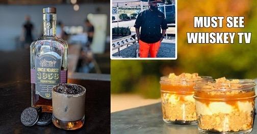 whiskey chef desserts