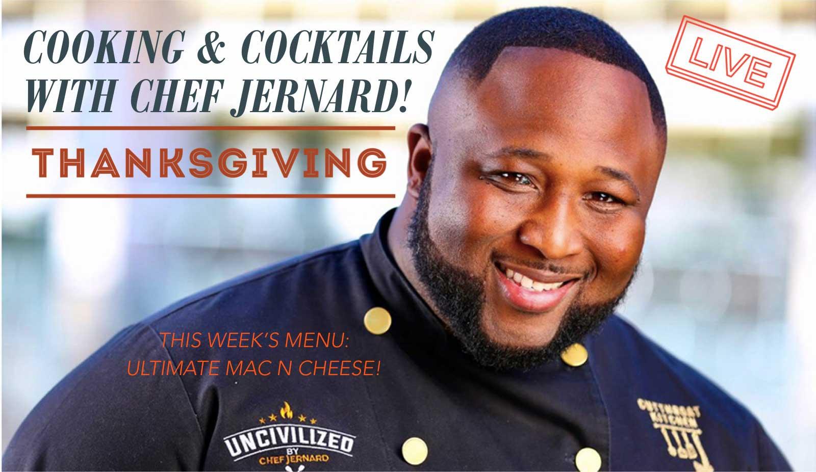 chef-jernard-thanksgiving-uncle-nearest