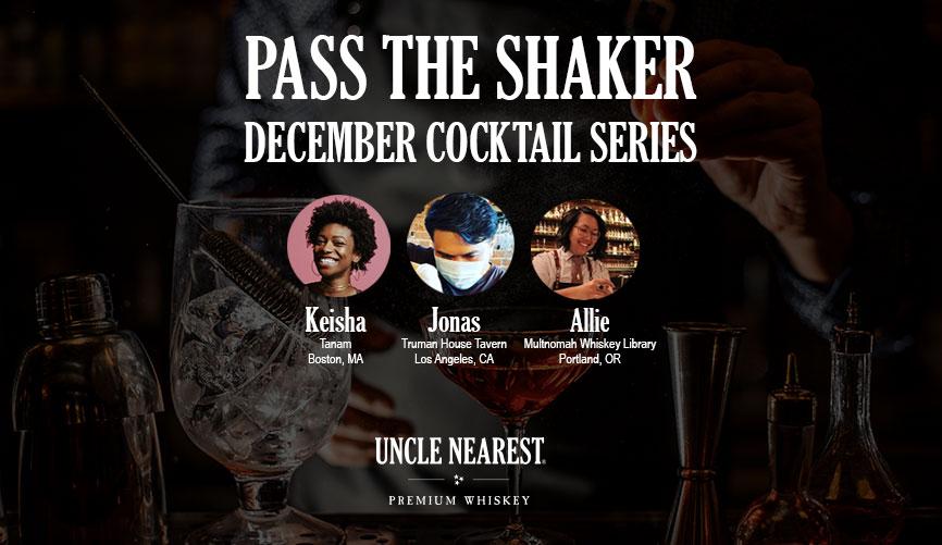 Pass The Shaker-Dec 2